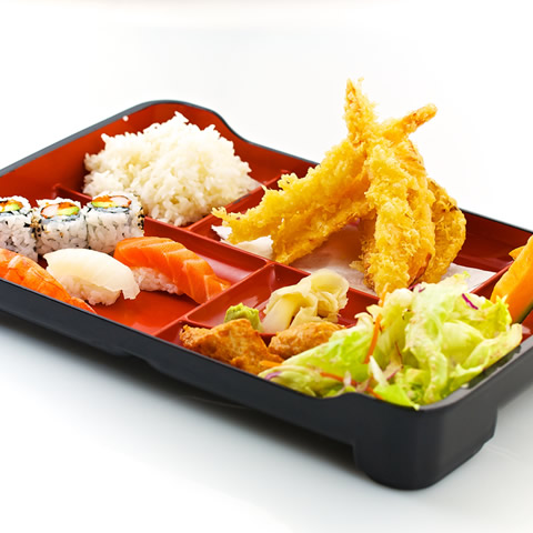 lunch specials bento boxes ottawa japanese restaurant kiko sushi bar. Black Bedroom Furniture Sets. Home Design Ideas